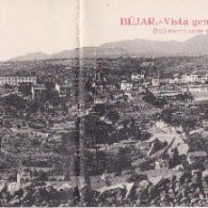 Postales: BEJAR (SALAMANCA) - VISTA GENERAL - PARTE MERIDIONAL (POSTAL TRIPLE). Lote 194650675