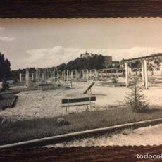 Postales: LEÓN - PARQUE INFANTIL - N° 156 ED. M. ARRIBAS. Lote 194696455