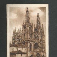 Postales: POSTAL SIN CIRCULAR - BURGOS - LA CATEDRAL - EDITA ARRIBAS. Lote 194780758
