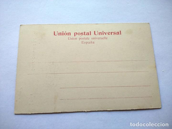 Postales: POSTAL -- BURGOS - CATEDRAL. CAPILLA DEL S. S. CRISTO -- SIN USO -- - Foto 2 - 194862533