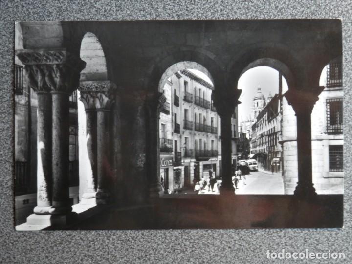 SEGOVIA LOTE DE 6 POSTALES ANTIGUAS CASI TODAS FOTOGRÁFICAS (Postales - España - Castilla y León Antigua (hasta 1939))
