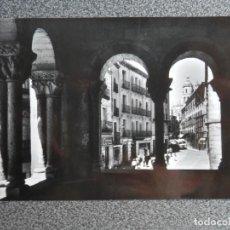 Postales: SEGOVIA LOTE DE 6 POSTALES ANTIGUAS CASI TODAS FOTOGRÁFICAS. Lote 194942448