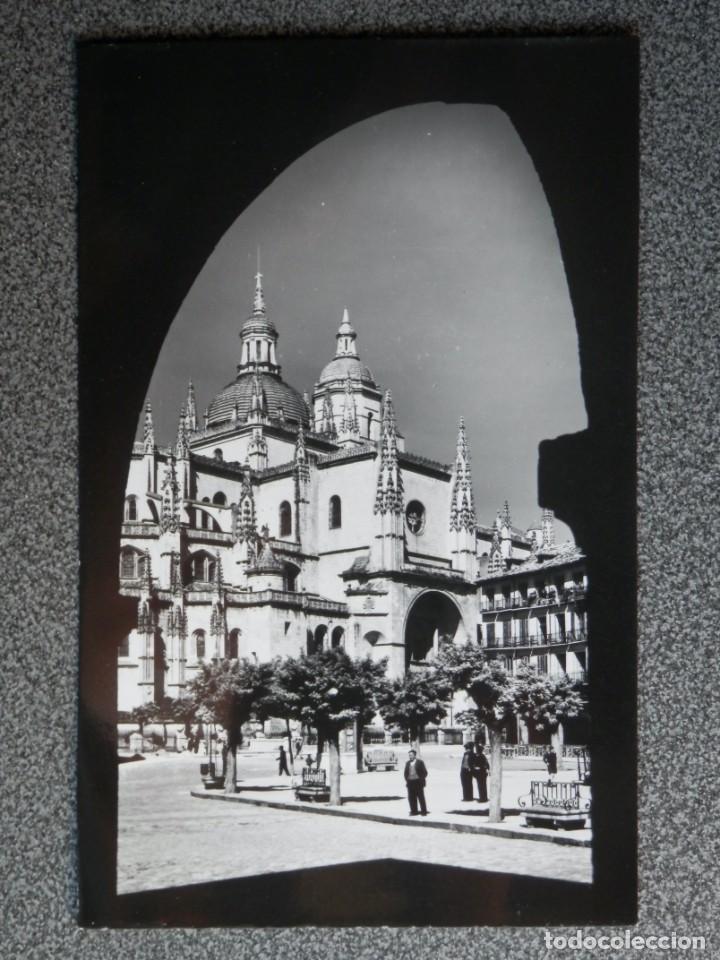 Postales: SEGOVIA LOTE DE 6 POSTALES ANTIGUAS CASI TODAS FOTOGRÁFICAS - Foto 5 - 194942448