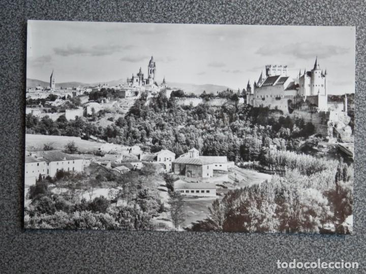 Postales: SEGOVIA LOTE DE 6 POSTALES ANTIGUAS CASI TODAS FOTOGRÁFICAS - Foto 11 - 194942448