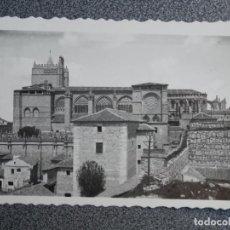 Postales: ÁVILA LOTE DE 11 POSTALES ANTIGUAS CASI TODAS FOTOGRÁFICAS. Lote 194942507