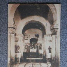 Postales: ZAMORA IGLESIA DE SAN PEDRO DE LA NAVE POSTAL ANTIGUA. Lote 194942766
