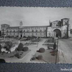 Postales: LEÓN LOTE 2 POSTALES FOTOGRÁFICAS ANTIGUAS. Lote 194947966