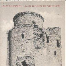 Postales: ALBA DE TORMES. Lote 194952543