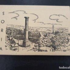 Postales: INTERESANTE FUELLE DE 10 POSTALES DE SORIA CAPITAL. FOTOGRAFÍAS ARTÍSTICAS. GARCÍA GARRABELLA. Lote 194964555