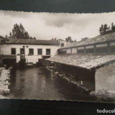 Postales: INTERESANTE POSTAL DE SORIA CAPITAL. ESTACIÓN ELEVADORA DE AGUAS. Nº 29.. Lote 194965412