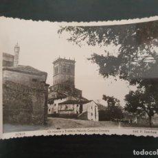 Postales: INTERESANTE POSTAL DE SORIA CAPITAL. UN RINCÓN Y TORREÓN PALACIO CONDES DE GÓMARA. Lote 194965565