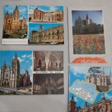 Postales: LEON ASTORGA. Lote 195003047