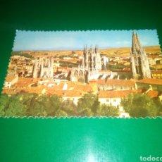 Postales: ANTIGUA POSTAL DE BURGOS. VISTA PARCIAL. AÑOS 50. Lote 195020967