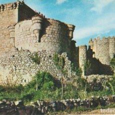 Postales: (23) AVILA. CASTILLO DE VILLAVICIOSA . ... SIN CIRCULAR. Lote 195026900