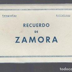 Postales: ZAMORA.- CUADERNO CON 10 POSTALES. Lote 195029897
