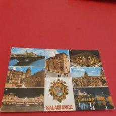 Postales: SALAMANCA.VISTA GENERAL.. Lote 195097435
