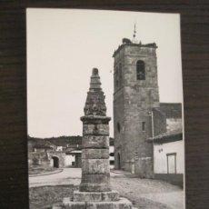 Postales: HONTORIA DEL PINAR-VISTA DEL ROLLO-FOTO C.PEREZ-POSTAL ANTIGUA-VER FOTOS-(68.067). Lote 195131455