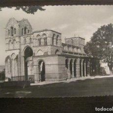 Postales: AVILA-BASILICA DE SAN VICENTE-ED·GARCIA GARRABELLA-61-POSTAL ANTIGUA-VER FOTOS-(68.071). Lote 195134090