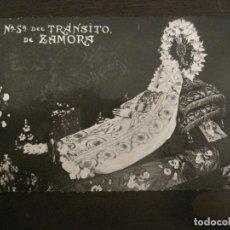 Postales: ZAMORA-NTRA SRA DEL TRANSITO-POSTAL ANTIGUA-(68.088). Lote 195137996