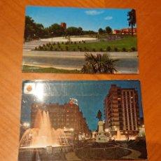 Postales: VALLADOLID, LOTE TRES POSTALES. ALGUNA RARA. VED REVERSO. ORIGINALES.. Lote 195146103