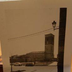 Postales: VALLADOLID, FUENSALDAÑA, FOTO AÑOS 70. ORIGINAL. Lote 195239553