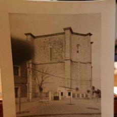 Postales: VALLADOLID, VALDESTILLAS, FOTO ORIGINAL AÑOS 70. Lote 195239672