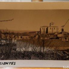Postales: VALLADOLID, MUCIENTES, FOTO ORIGINAL AÑOS 70. Lote 195239745