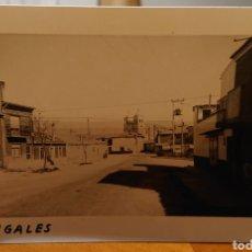 Postales: VALLADOLID, CIGALES, FOTO ORIGINAL AÑOS 70. Lote 195239918