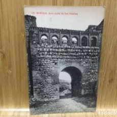 Postales: POSTAL DE BURGOS.ARCO ARABE DE SAN ESTEBAN.138.ALMIRALL.FOTOTIPIA THOMAS.. Lote 195243377