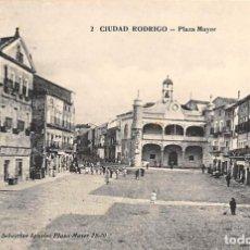 Postales: CIUDAD RODRIGO.- PLAZA MAYRO. Lote 195261738