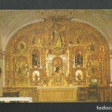 Postales: POSTAL SIN CIRCULAR - VILLAGARCIA DE CAMPOS 4 - RETABLO BARROCO - VALLADOLID - EDITA FOTO NUÑEZ. Lote 195267170