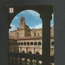 Postales: POSTAL CIRCULADA - LEON 64 - IGLESIA DE SAN MARCOS - EDITA ESCUDO DE ORO. Lote 195267996