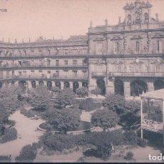 Postales: POSTAL SALAMANCA - PLAZA MAYOR - 7 VIUDA DE CALON E HIJO - H Y M. Lote 195306560