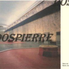 Postales: POSTAL, VILLARINO, SALA DE OPERACIONES DEL SALTO, ED. IBERDUERO, SIN CIRCULAR. Lote 195383056