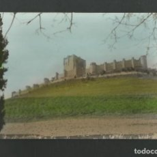 Postales: POSTAL SIN CIRCULAR - PEÑAFIEL 13 - VALLADOLID - CASTILLO, VISTA PARCIAL - EDITA PARIS. Lote 195430618