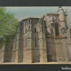 Postales: POSTAL SIN CIRCULAR PEÑAFIEL 12 VALLADOLID CONVENTO DE SAN PABLO, TORRE DE CARACOL - EDITA PARIS. Lote 195430721