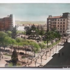Postales: MIRANDA DE EBRO. 38 AVDA. DEL GENERALÍSIMO. CIRCA. 1965. Lote 195438068