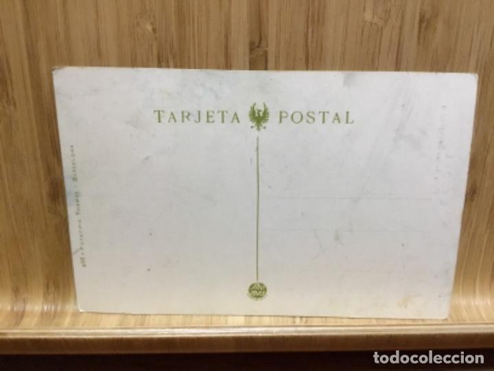 Postales: Postal de salamanca.199.casa de las muertes.almirall.thomas. - Foto 2 - 195438446