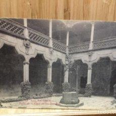 Postales: POSTAL DE SALAMANCA.13.PATIO DE LA CASA DE LAS CONCHAS.EDICION TALAVERA.FOTO SAUS.. Lote 195438532
