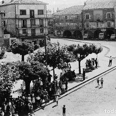Postales: ESPINOSA DE LOS MONTEROS (BURGOS).- PLAZA SANCHO GARCÍA. Lote 195456550
