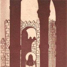 Postales: PUBLICACIONES DE LA INSTITUCIÓN TERESIANA. Lote 195456860