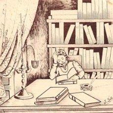 Postales: PUBLICACIONES DE LA INSTITUCIÓN TERESIANA. Lote 195456891