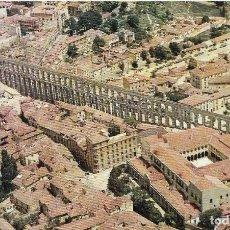 Postales: == B1567 - POSTAL - SEGOVIA - ACUEDUCTO ROMANO - GENTILEZA DE IBERIA. Lote 195513625