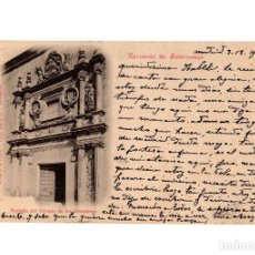 Postales: SALAMANCA.- RECUERDO, PORTADA DEL COLEGIO DE LOS IRLANDESES. ED. LIBRERIA DE CALÓN.. Lote 196388886