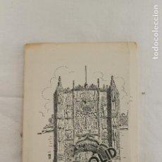 Postales: BLOC ACORDEON DE 10 POSTALES VALLADOLID, Nº 3 EDICIONES G. GARRAVELLA. Lote 196681338