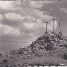 Postales: CARDEÑOSA (AVILA) - CALVARIO EN PIEDRA. Lote 197139121