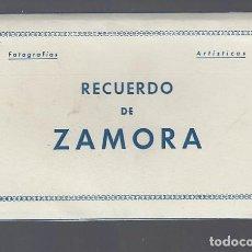 Postales: ZAMORA.- CUADERNO CON 10 POSTALES. Lote 197243281