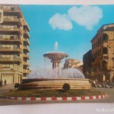 Postales: SALAMANCA FUENTE DE LA PLAZA DEL EJERCITO POSTAL. Lote 197405833