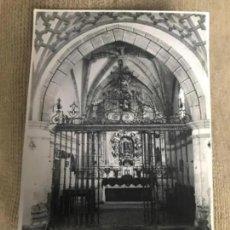 Postales: ANTIGUA POSTAL VILLAFRANCA DE MONTES DE OCA BURGOS FOTO MONTÓN 2593 . Lote 197407130