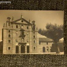 Postales: 41 ÁVILA FACHADA PRINCIPAL CONVENTO SANTA TERESA EDICIONES GARCÍA GARRABELLA. Lote 197650672